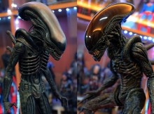 HOT TOYS ALIEN COLLECTION RESTORATION