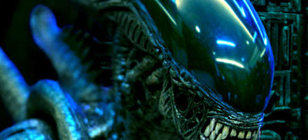 Hot Toys AVP Alien Warrior 1:6 Scale