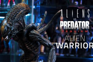 Hot Toys Aliens VS Predator : Requiem - Alien Warrior