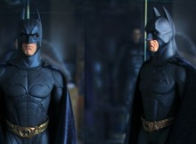 Hot Toys Batman Begins Custom Cape