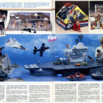 GI Joe Toy Catalog 1985 Montgomery
