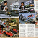 GI Joe Toy Catalog 1985 Sears