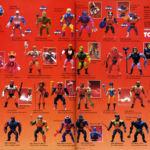 1985 Mattel MOTU Toy Catalog
