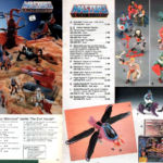 1986 Sears MOTU Toy Catalog