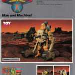 1987 Centurions Toy Catalog