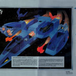 SilverHawks Toy Catalog 1987