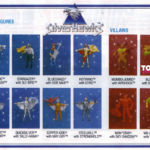 SilverHawks Toy Catalog 1988
