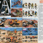 GI Joe Toy Catalog 1989 Sears