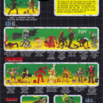 Kenner Aliens vs Predator Toy Catalogs