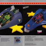 Dc Super Powers Toy Catalog & Commercial Collection