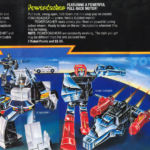 Transformers Mini Toy Catalog 1984