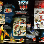Transformers Toy Catalog 1985 1