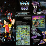 Transformers Toy Catalog 1985 2