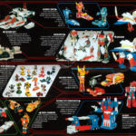 Transformers Toy Catalog 1986 1