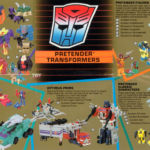Transformers Toy Catalog 1989 1
