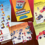Transformers Toy Catalog 1990 2