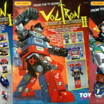 Voltron Toy Catalog