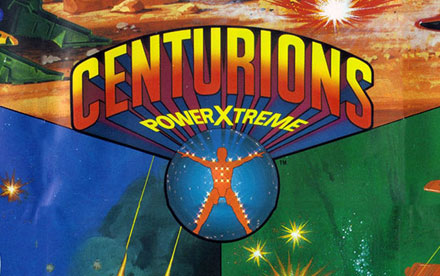 Centurions 1986 – 1987 Toy Commercials & Catalogs