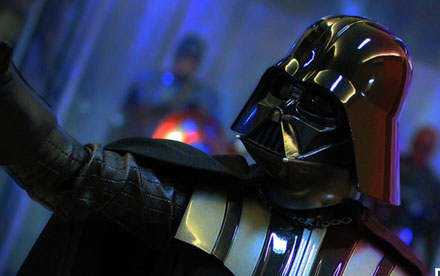 Sideshow Collectibles Star Wars ROTJ Darth Vader Unboxing Showcase