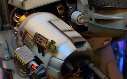 Hot Toys Robocop ED-209 Rubber Crack Fix / Solution
