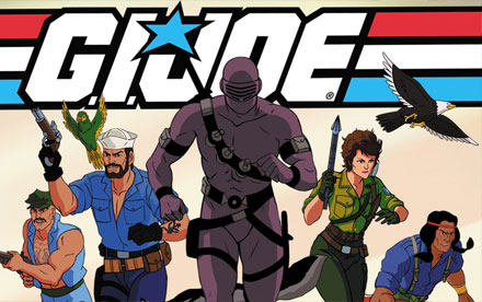 G.I. Joe 1982 – 1996 Toy Commercial Collection