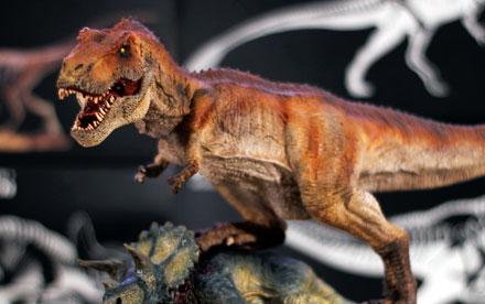 Rebor Tyrannosaurus Rex King T-Rex Unboxing Showcase