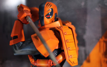 Kotobukiya ArtFX Deathstroke New 52 Unboxing Showcase