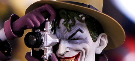 Kotobukiya ArtFX The Joker Unboxing The Killing Joke 1:6 Scale