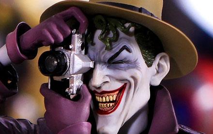 Kotobukiya ArtFX The Joker Unboxing The Killing Joke 1:6 Scale
