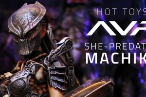Hot Toys AVP She-Predator Machiko Review