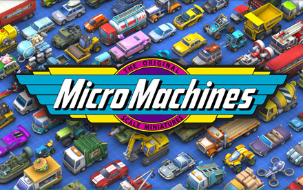 Micro Machines 1988 – 1999 Toy Commercials