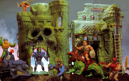 Masters of the Universe 1982 – 1988 Toy Commercials