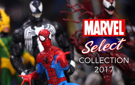 Marvel Select Collection 2017