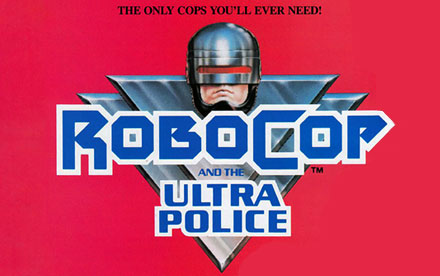 Robocop and the Ultra Police 1988 – 1990 Toy Commercials & Catalogs