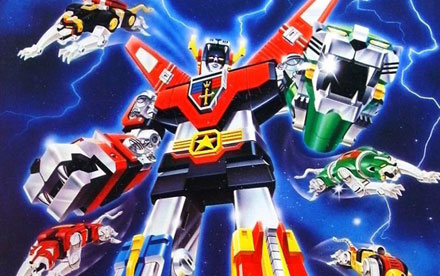 Voltron Toy Commercials & Catalogs