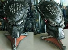 Lifesize Wolf Predator Bio Mask